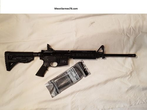 Smith et Wesson MP15 Sport 2 en 5,56 OTAN / 223  - Equipé FAB DEFENSE / MAGPUL